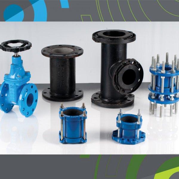 (DI) Ductile Iron Accessories
