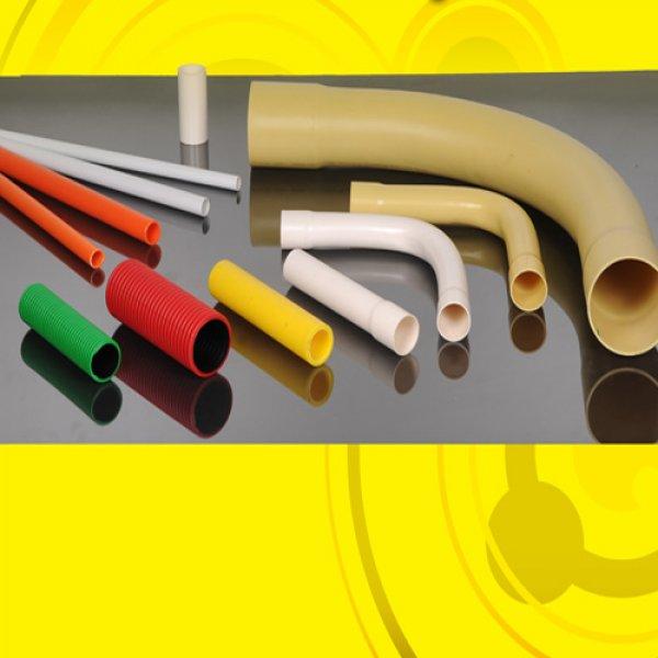 UPVC Fabricated Bends