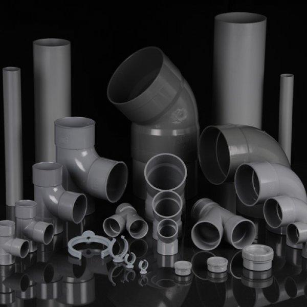 PVC Fittings Non-Pressure