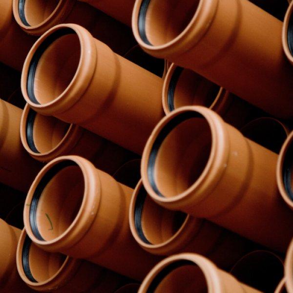 PVC Sewerage pipes (as per EN 13476)